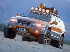 2005 Volvo XC70 AT Concept FA Headlights  (click to view)