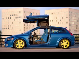 2006 IPD Volvo C30 Concept Side Open Doors  (click to view)