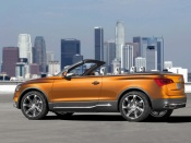 2007 Audi Cross Cabriolet Quattro Concept Side Angle