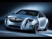 2007 Opel GTC Concept Front Angle