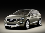 2007 Volvo XC60 Concept Front Angle