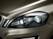 2007 Volvo XC60 Concept Head Light