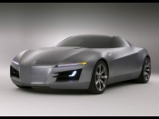 Acura Advanced Sports Car Concept 01