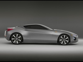 Acura Advanced Sports Car Concept 02 (click to view)