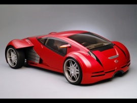 Lexus Minority Report 2054 Concept FA  (click to view)